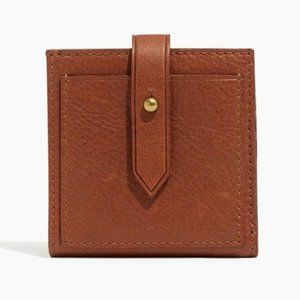 NWOT Madewell The Post Billfold Wallet